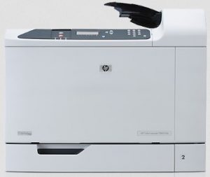 HP LaserJet CP6015dn Review and Drivers